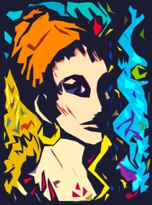 Bright (stained glass)