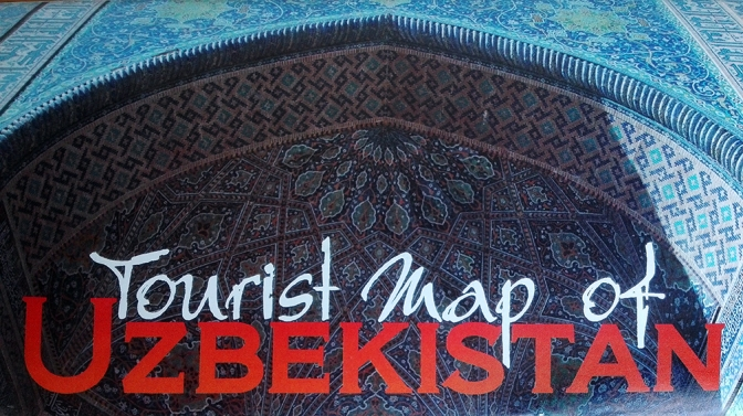 How to obtain a tourist visa to Uzbekistan (in Brussels)