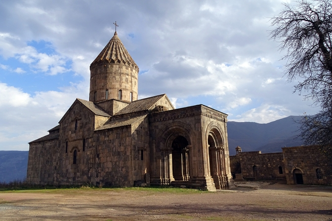 The big guns: Tatev and Noravank monasteries