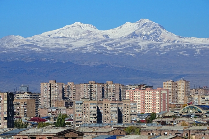 So many reasons to love Yerevan