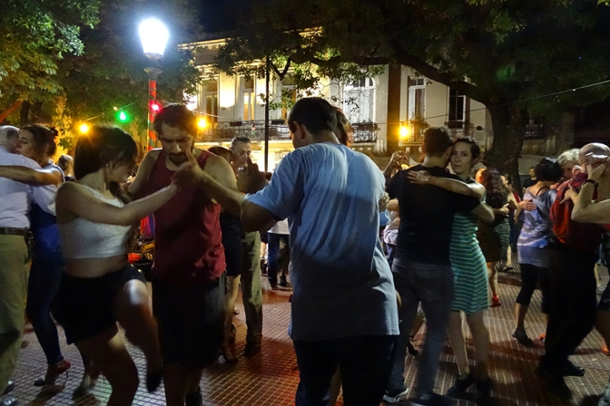 The essence of love: tango in the heart of Buenos Aires
